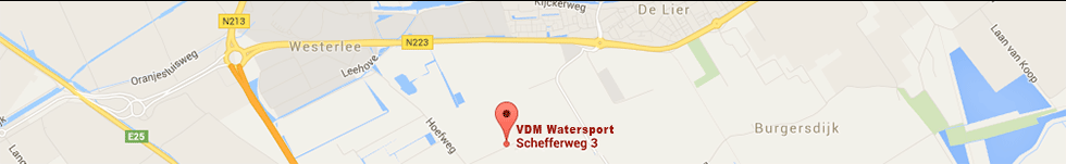 route vdmwatersport